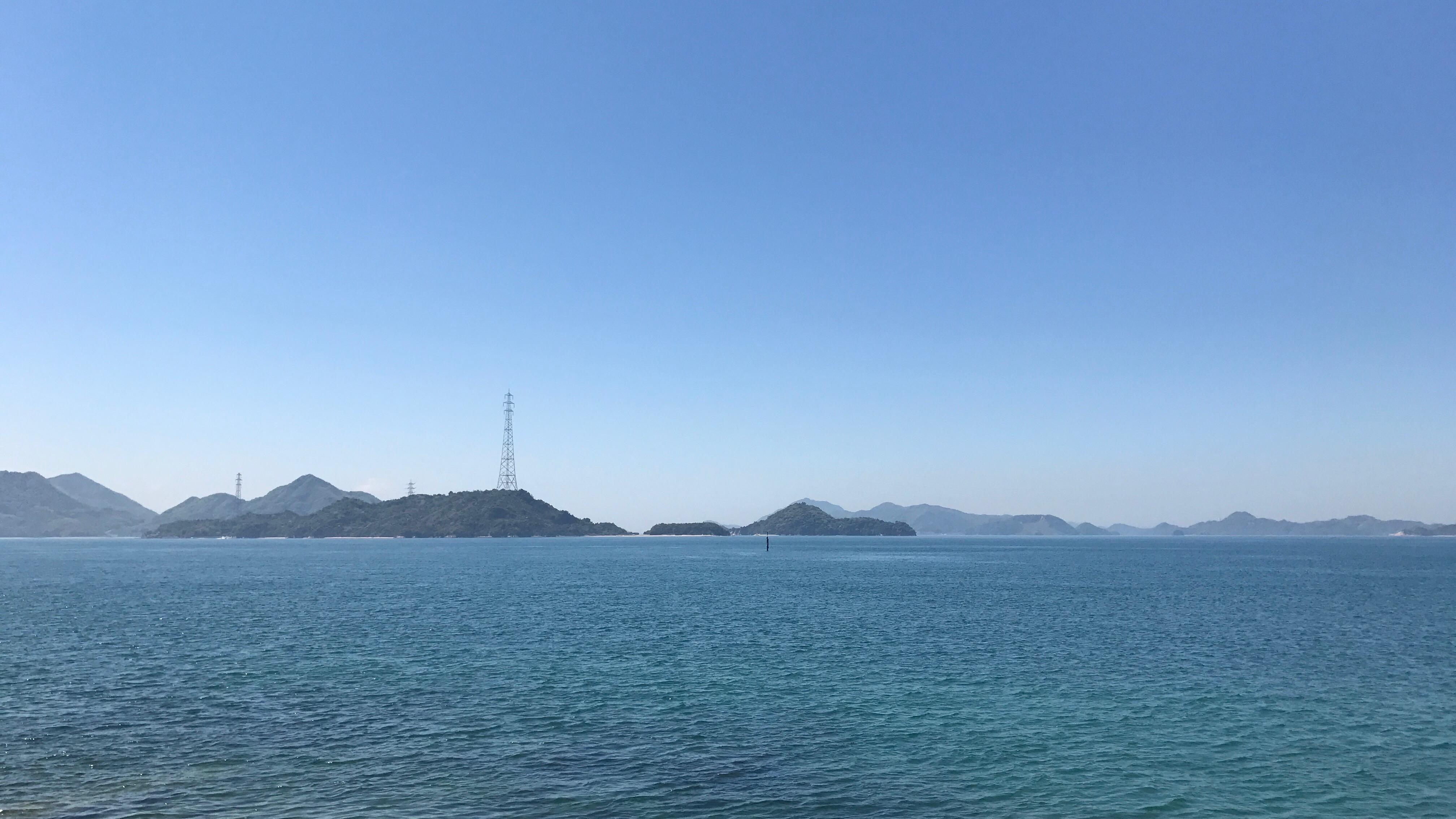 Along the Coast of the Seto Inland Sea