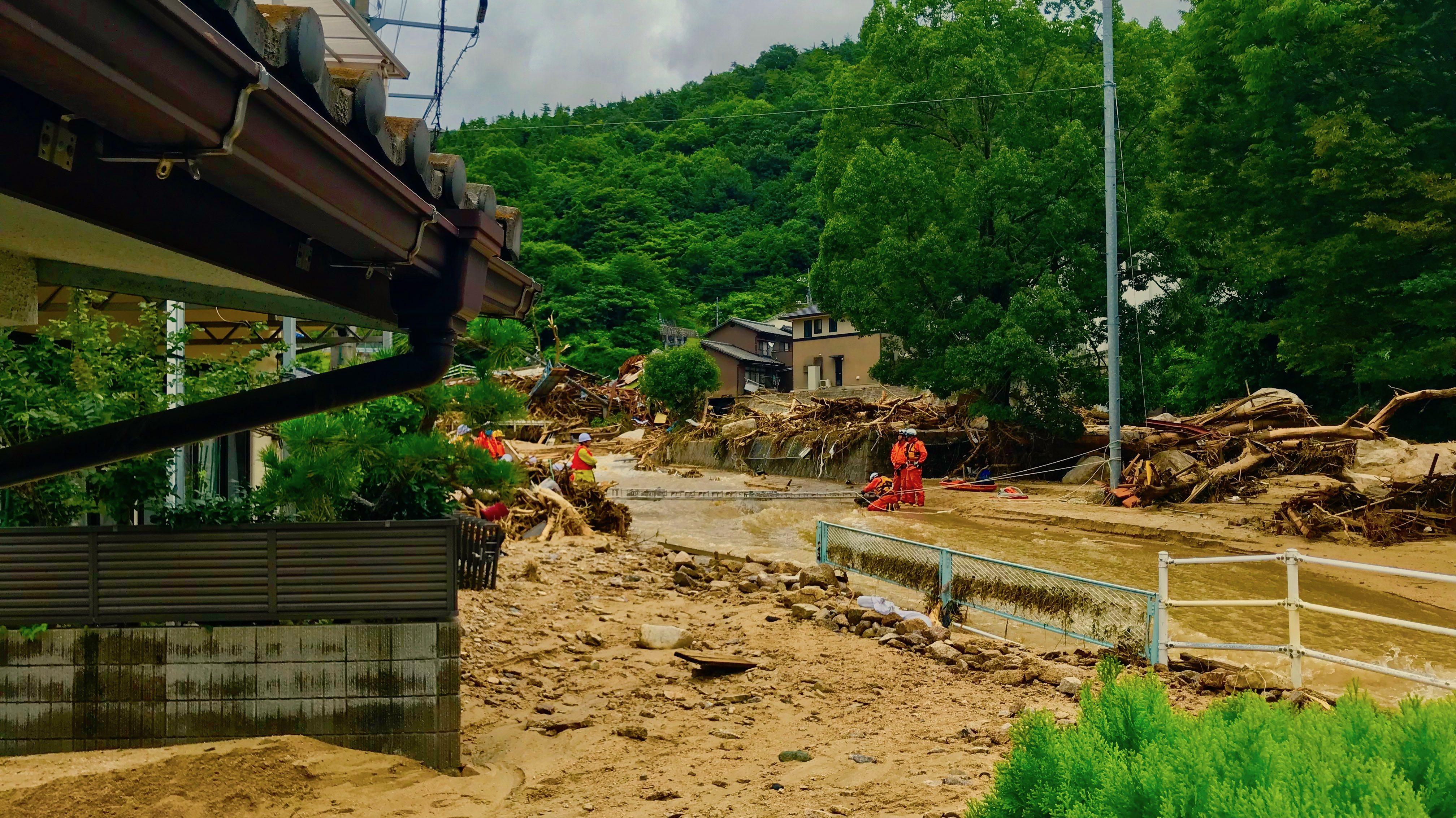 西日本豪雨から3か月 暮らしを立て直すには