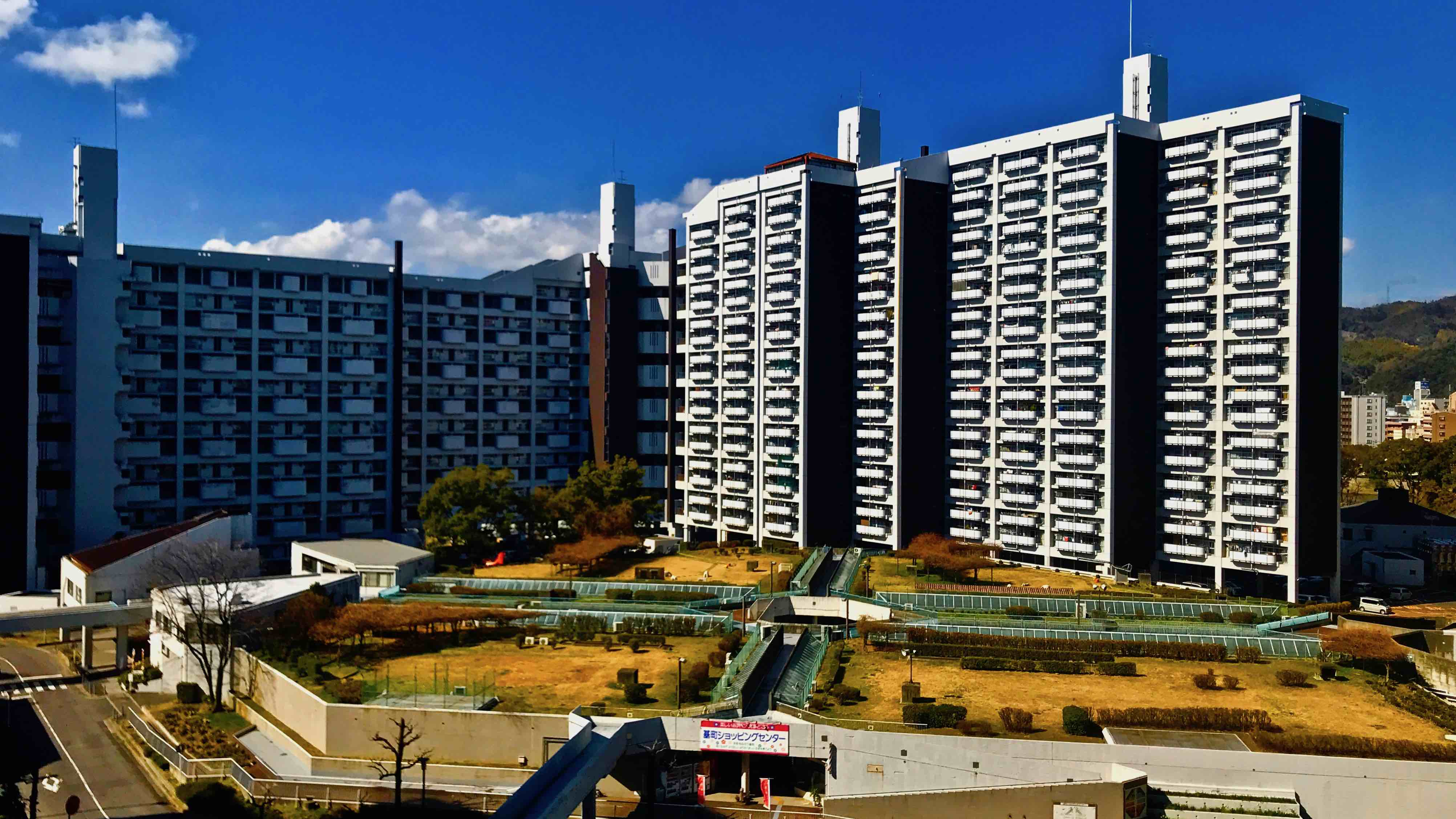 写真の奥に見た光 〜広島・素顔の基町アパート〜